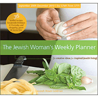 Woman&#39;s Weekly Planner