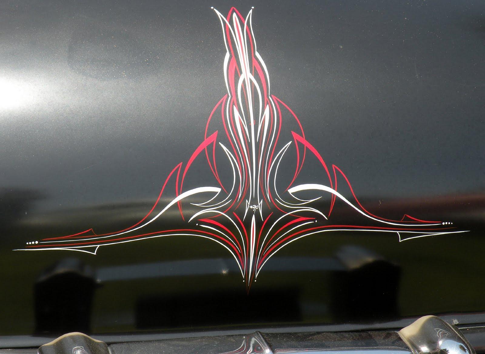 Audi Pinstriping Autos Post