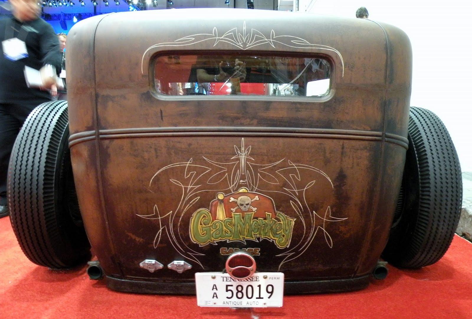 Boro Mustang