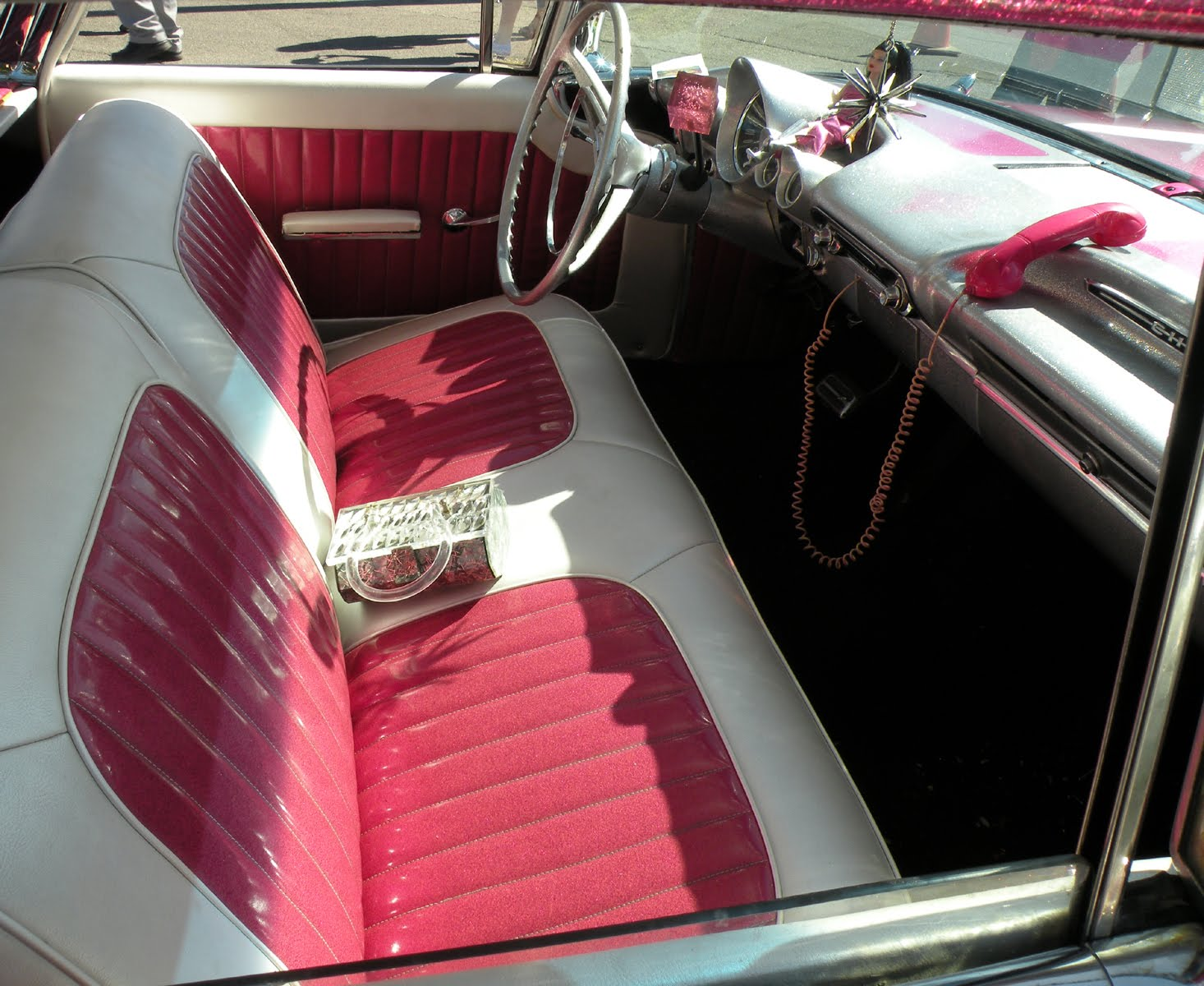 just a car guy pink custom el camino. Black Bedroom Furniture Sets. Home Design Ideas