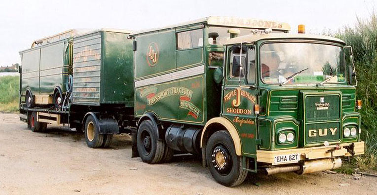 Just a car guy trucking used for advertising quite an for Jones motor company trucking