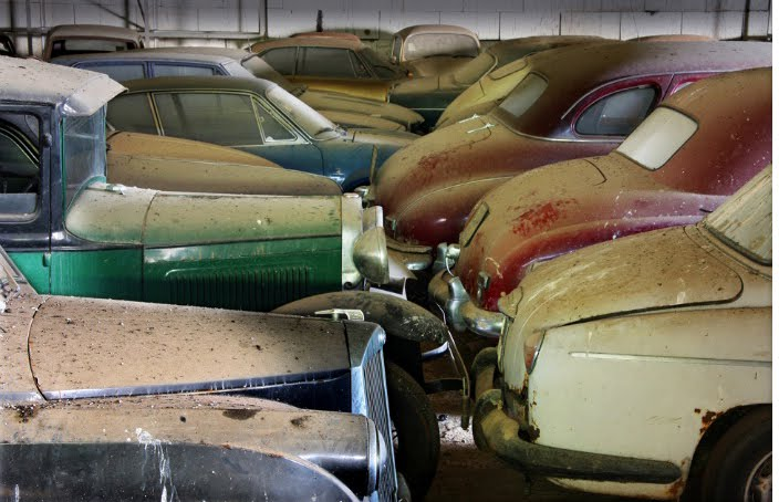 Hagerty Online News Features All Articles 2010 12 08 Portuguese Barn Find Photo Galleryutm SourceExactTargetutm Medium
