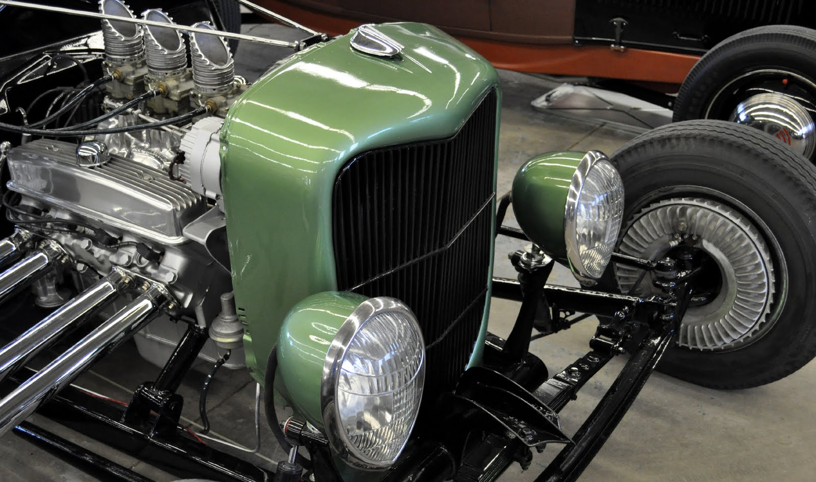 Hot Rod Headlights : Just a car guy this is new thing never seen it before