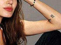 Tatuagem Do Número Treze 13