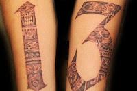tattoo treze