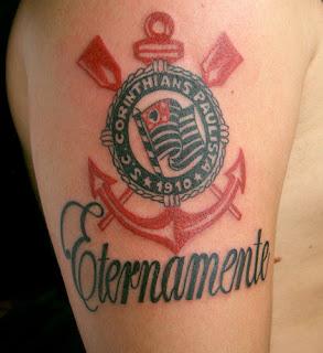 corinthians eternamente tattoo