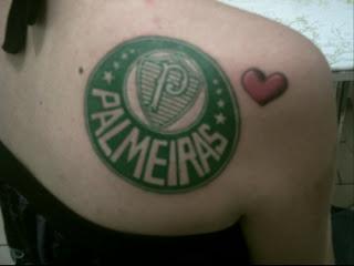 palmeiras tattoo