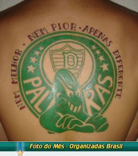 tatuagem mancha verde