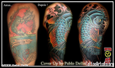cover up tatuagem