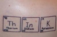 tatuagem nerd