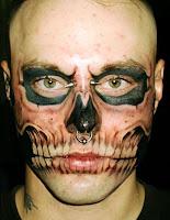 tatuagem bizarra