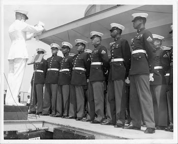 2nd Division Marine Corp Chorus 1964