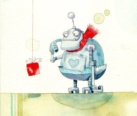 ROBot 4 ROBert