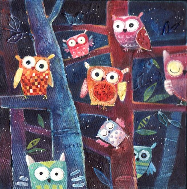 Carolyn's owls