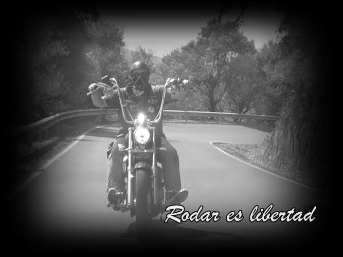 Rodar es libertad