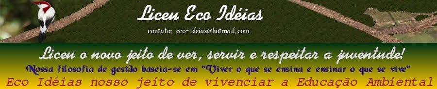 Liceu - Eco Idéias
