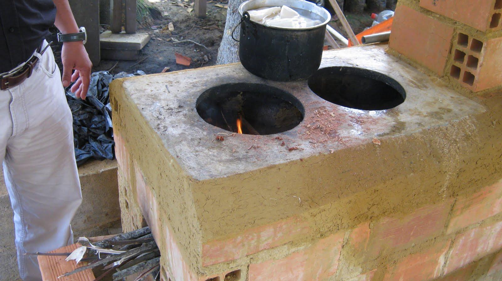 Fomentando desarrollo mejoramiento genetico en sacha for Cocina ecologica de lena