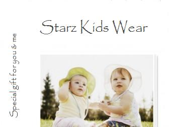 Starz Kids Wear