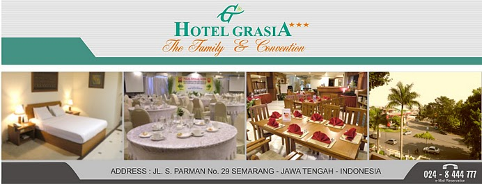Meeting and Groups Hotel Grasia Semarang