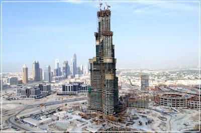 Burj Dubai, 80 Floors, Floors, 80, Eighty