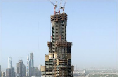 Burj Dubai, 70 Floors, Floors, 70, Seventy