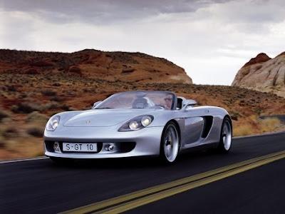 Porsche, Carrera, GT, Porsche Gt, Carrera GT, Porsche Carrera GT - #5