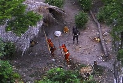 Hoax of lost Amazon tribe
