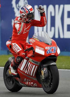 Casey Stoner, Moto GP