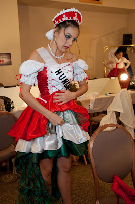 Miss Hungary, Timea Babinyecz