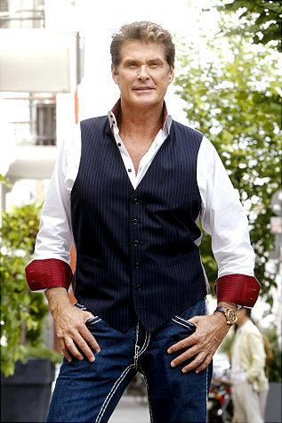 David Hasselhoff, Dancing with the Stars