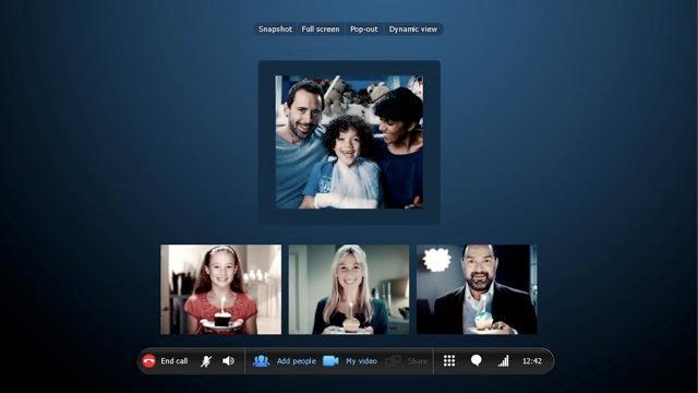 Skype 5.0, Facebook Skype