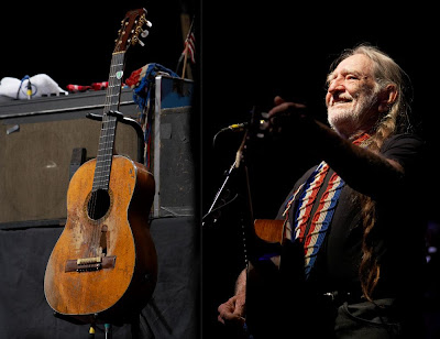 Willie Nelson Arrested