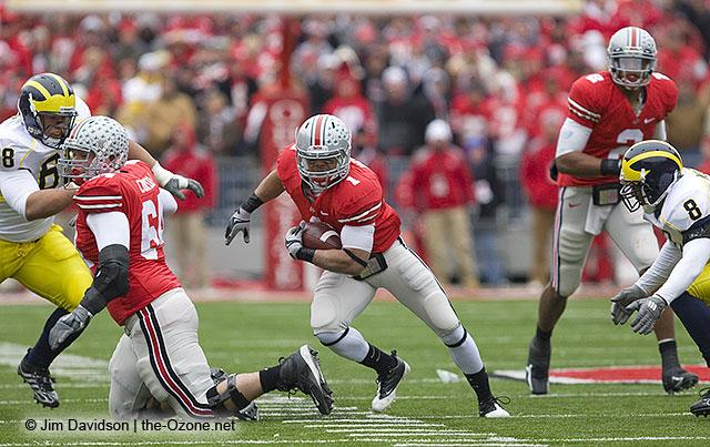 Dan Herron, Terrelle Pryor, TTUN in 2008