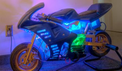 Motorcycle Computer Case