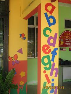 Dean design for Mural untuk kanak kanak