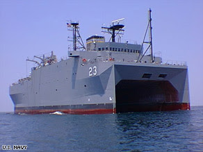 USNS IMPECCABLE, China US Impeccable