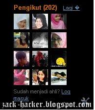 follower lebih 200