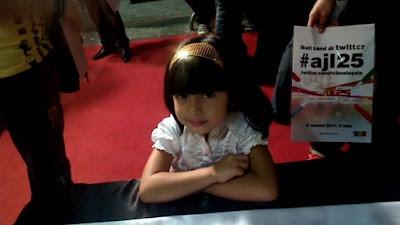Ana Raffali Juara Anugerah Juara Lagu Ke 25