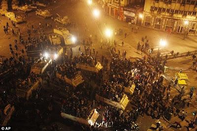 Krisis dan rusuhan di Mesir