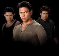 Paul, Sam et Quil