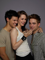 Entertainment Weekly EW 2010 Robert Pattinson, Taylor Lautner et Kristen Stewart