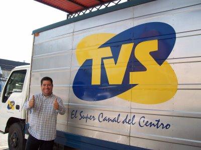 EN TVS EL SUPER CANAL DEL CENTRO.
