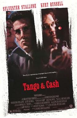 Cặp Đôi Khó Xơi - Tango & Cash (1989) Poster