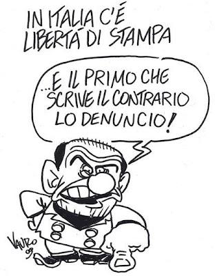Berlusconi Vauro