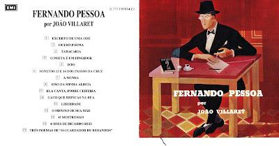 Fernando Pessoa por Villaret