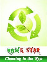 Rawk Star - Cleaning in the Raw