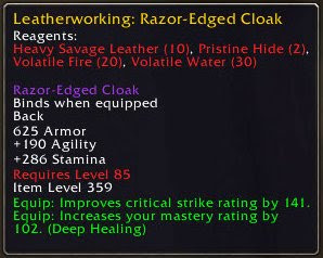 Leatherworking Patterns learned - Achievement - Wow Database