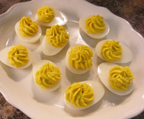Deviled Eggs (fail)