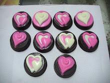Oreo Chocolate - sebiji = RM1.70