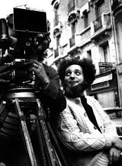 Georges Perec y el cineasta Bernard Queysanne